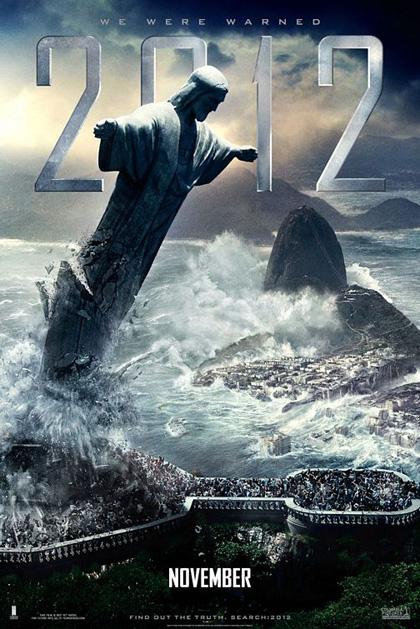 Rio de Janeiro -  Dall'articolo: 2012: Rio, D.C. e L.A. vengono distrutte.