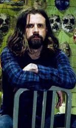 Rob Zombie farà un remake di Fluido Mortale - Rob Zombie sul set di Halloween