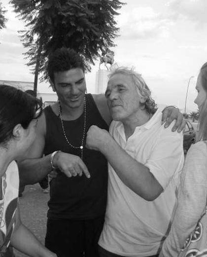 In foto Abel Ferrara (69 anni) Dall'articolo: Napoli, Napoli, Napoli: il documentario partito dal carcere femminile.