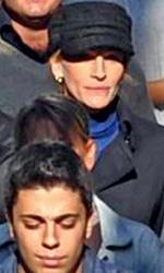 In foto Julia Roberts (54 anni) Dall'articolo: Eat, Pray, Love: Julia Roberts ancora in Italia.
