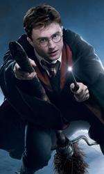 In foto Daniel Radcliffe (29 anni) Dall'articolo: Il Wizarding World of Harry Potter aprirà per la primavera del 2010.