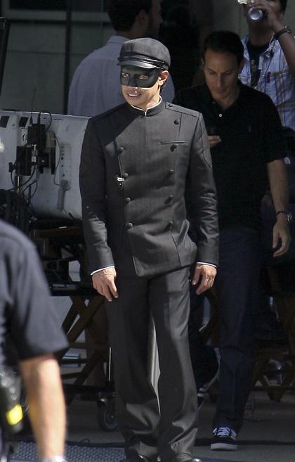 In foto Jay Chou (42 anni) Dall'articolo: The Green Hornet: Christoph Waltz sostituisce Nicolas Cage.