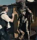 Iron Alien -  Dall'articolo: District 9 deve tutto ai suoi effetti speciali.