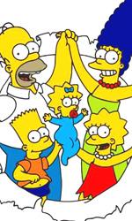 Al via la ventunesima stagione -  Dall'articolo: Sacha Baron Cohen guida i Simpson in Israele.
