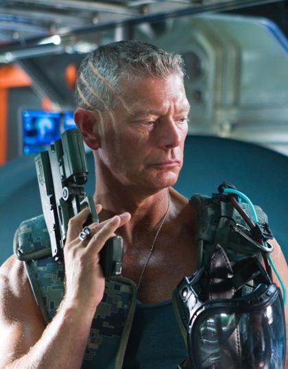 In foto Stephen Lang (68 anni) Dall'articolo: Avatar: nuova immagine del col. Quaritch.