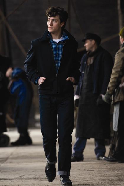 In foto Aaron Taylor-Johnson (30 anni) Dall'articolo: Nowhere Boy aprirà il Torino Film Festival.