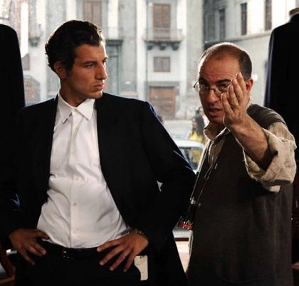 In foto Giuseppe Tornatore (63 anni) Dall'articolo: Baaria e Vincere conducono la cinquina italiana per gli Oscar.