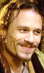 In foto Heath Ledger (40 anni) Dall'articolo: Festival di Roma 2009: la fusione tra l'alto e il basso del cinema.