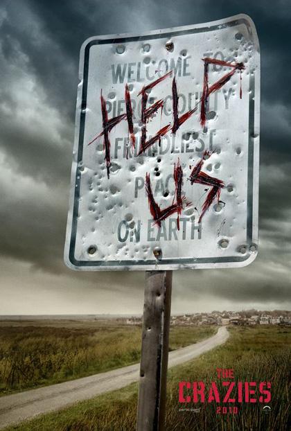 La seconda locandina -  Dall'articolo: The Crazies: nuovo teaser poster.