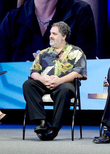 In foto Jon Landau (59 anni) Dall'articolo: Jon Landau parla di Avatar 2, The Dive e Battle Angel Alita.