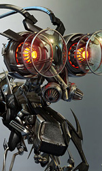 Michael Bay inizia a lavorare a Transformers 3 - Il concept art di The Doctor