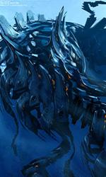 Il concept art di Nuclear Sub -  Dall'articolo: Michael Bay inizia a lavorare a Transformers 3.