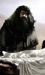 Il concept art del funerale di Dumbledore -  Dall'articolo: Harry Potter e i doni della morte sarà epico.