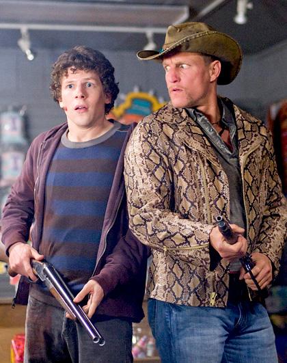 In foto Woody Harrelson (58 anni) Dall'articolo: Zombieland: è in considerazione un sequel.