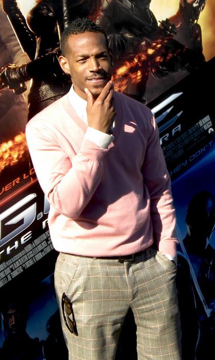 In foto Marlon Wayans (47 anni) Dall'articolo: Marlon Wayans sostituisce Eddie Murphy.