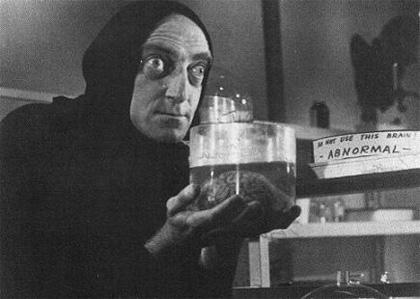 In foto Marty Feldman Dall'articolo: Film in Tv: Le ultime tentazioni del cinema.