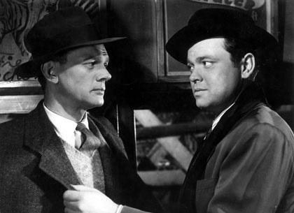 In foto Orson Welles Dall'articolo: Film in Tv: Le ultime tentazioni del cinema.