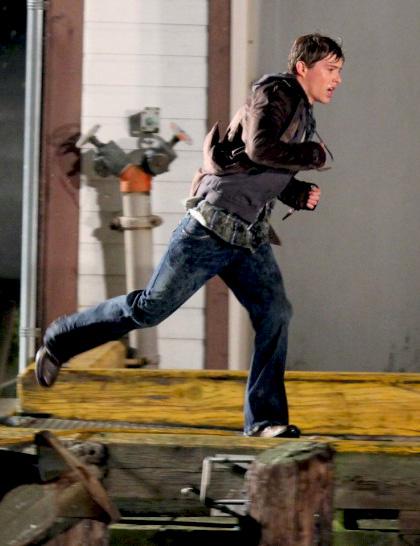 In foto Xavier Samuel (37 anni) Dall'articolo: Eclipse: Xavier Samuel scappa per salvarsi la vita.