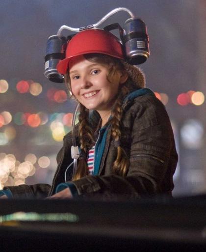 In foto Abigail Breslin (23 anni) Dall'articolo: Zombieland: La vamp e la bambina.