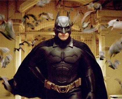 In foto Christian Bale (46 anni) Dall'articolo: Film in Tv: Nelle terre selvagge.