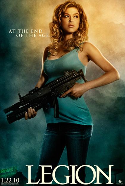 In foto Adrianne Palicki (38 anni) Dall'articolo: Legion: sei character poster.