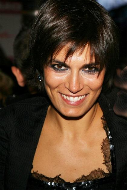 In foto Valeria Solarino (42 anni) Dall'articolo: Viola di mare: il red carpet.