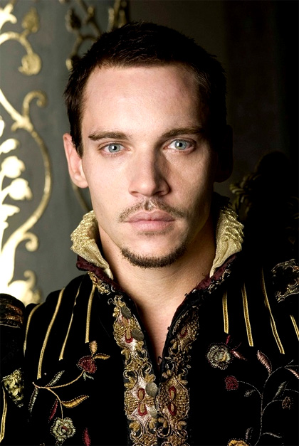 In foto Jonathan Rhys Meyers (44 anni) Dall'articolo: Fiction & Series: Storie d'amore impossibili.
