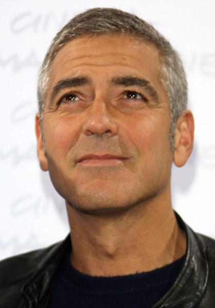 George Clooney, un americano a Roma