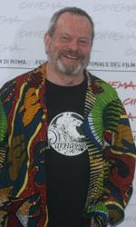 In foto Terry Gilliam (79 anni) Dall'articolo: Parnassus - L'uomo che voleva ingannare il diavolo: oltre lo specchio.