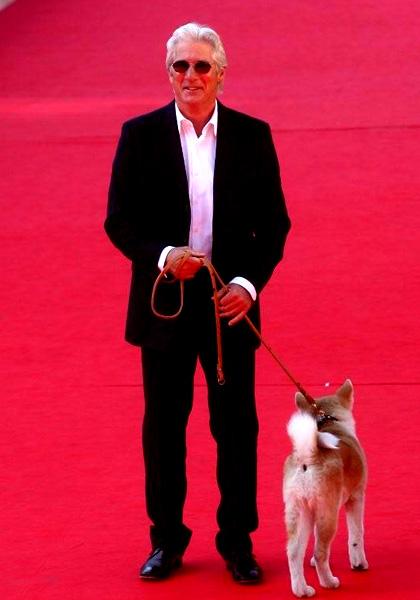 Richard Gere: ufficialmente gentiluomo