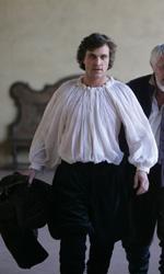Il falco e la colomba: intervista a Davide Paganini - Il pubblico si appassionerà alla serie?