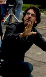 In foto Joel Coen (66 anni) Dall'articolo: A serious man presentato al Festival del Film di Roma.