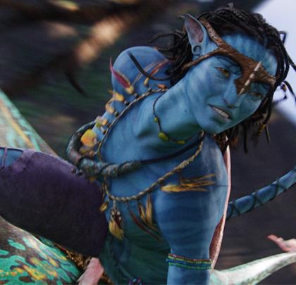 Un 'Navi femmina -  Dall'articolo: Avatar: descrizione del nuovo trailer che uscirà oggi in America.