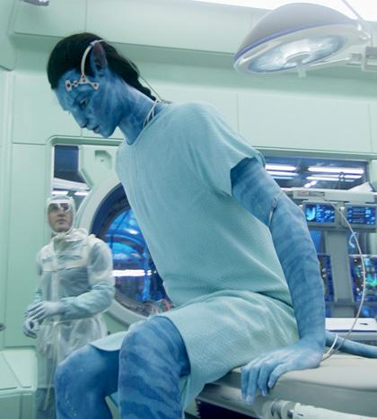 In foto Sam Worthington (44 anni) Dall'articolo: Avatar: descrizione del nuovo trailer che uscirà oggi in America.