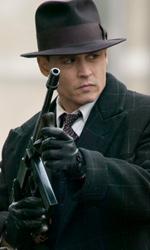 In foto Johnny Depp (57 anni) Dall'articolo: Prossimamente al cinema: nemici pubblici e creature selvagge.