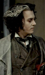 5x1: Capitano Johnny Depp - Sweeney Todd