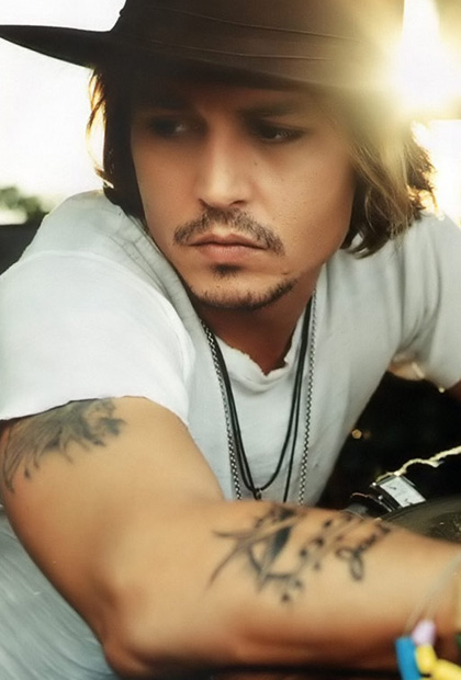 In foto Johnny Depp (57 anni) Dall'articolo: The Tourist: Depp al posto di Worthington.