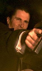 In foto Christian Bale (46 anni) Dall'articolo: Film nelle sale: i soldati Jedi tornano a fissare le capre.