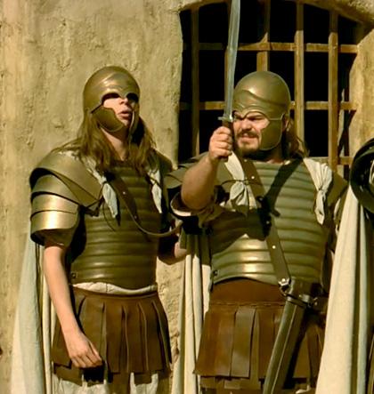 In foto Michael Cera (32 anni) Dall'articolo: Film nelle sale: i soldati Jedi tornano a fissare le capre.