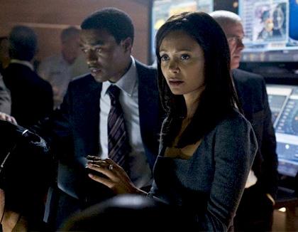 In foto Thandie Newton (46 anni) Dall'articolo: 2012 avrà forse un sequel televisivo.