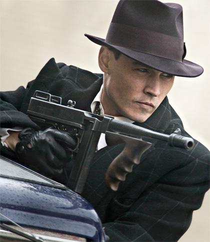 In foto Johnny Depp (58 anni) Dall'articolo: Il fascino dei cattivi.