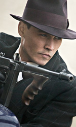 In foto Johnny Depp (57 anni) Dall'articolo: Il fascino dei cattivi.