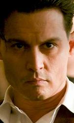 In foto Johnny Depp (57 anni) Dall'articolo: Box Office: Nemico pubblico scalza Up dalla vetta.