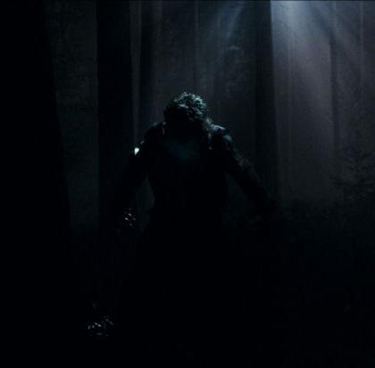 Una scena del film -  Dall'articolo: The Wolfman: nuovi poster e nuove immagini.