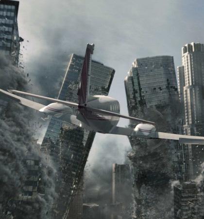 Quando il pianeta è condannato tocca solo salvarsi -  Dall'articolo: 2012: Il catastrofismo giunge ad un nuovo livello.