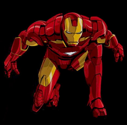 Iron Man -  Dall'articolo: Iron Man 2: i concept art di War Machine e del MK 6.