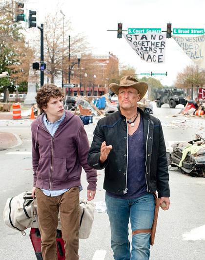 In foto Woody Harrelson (58 anni) Dall'articolo: Zombieland: confermato il sequel in 3D.
