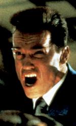 In foto Arnold Schwarzenegger (73 anni) Dall'articolo: Film in tv: comincia la pre-programmazione natalizia.