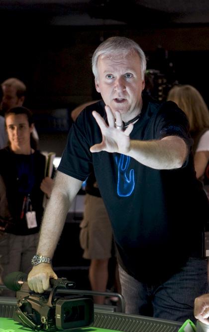In foto James Cameron (66 anni) Dall'articolo: Avatar: una valanga di nuove immagini.