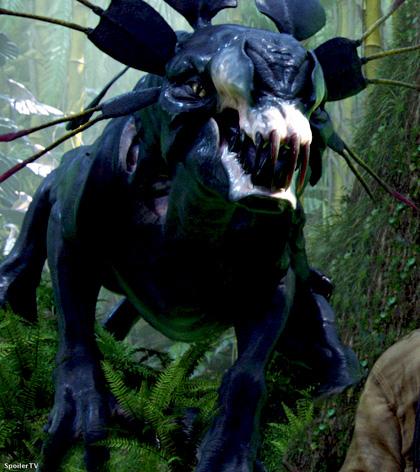 Il Thanador -  Dall'articolo: Avatar: una valanga di nuove immagini.